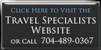 Travel Specialists Website