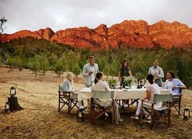 Dining Uluru